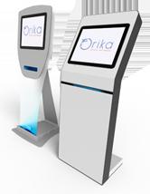 Orika's information terminals: O4-Terminal